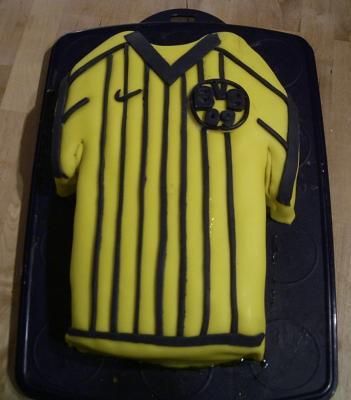 BVB Trikot Fußball Fan 1459105474