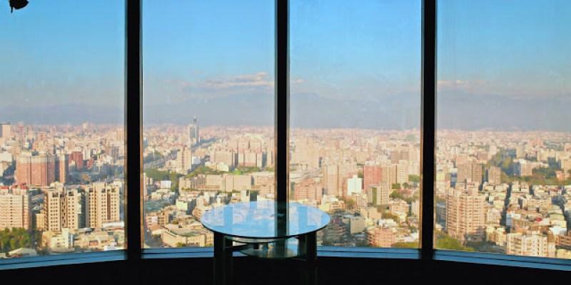 咖啡任務,全台最高樓層咖啡廳就在台中!隱身在商辦大樓裡的絕美夜景超療癒!