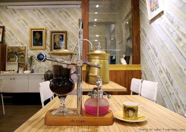 台中南屯│啡鴒好室*秘密花園裡的清爽澎派無菜單料理,還有優雅比利時虹吸壺沖泡的皇家經典咖啡!