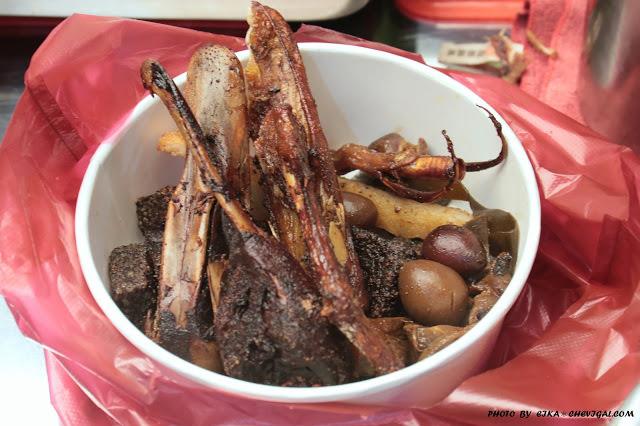 台中大雅│經家味東山鴨頭*飄香三十年的獨家滷汁香甜入味。先滷後炸的風味好迷人