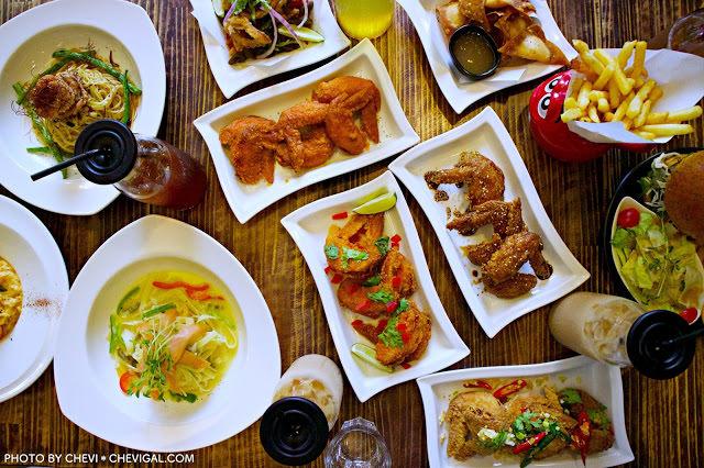 逢甲商圈│樂晴THE CHING*驚豔味蕾的異國風情創意料理。活潑氣氛包場開趴好選擇