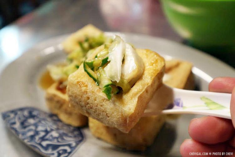 台中烏日│正老牌太祖魷魚羹*隱藏多時的在地美味。臭豆腐終於強勢回歸啦!