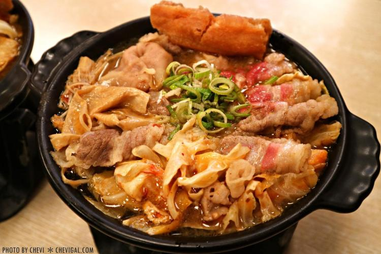 東海商圈│那個鍋*學生最愛麵飯免費續加吃到飽。火鍋料多夠味。小菜愈吃愈順口