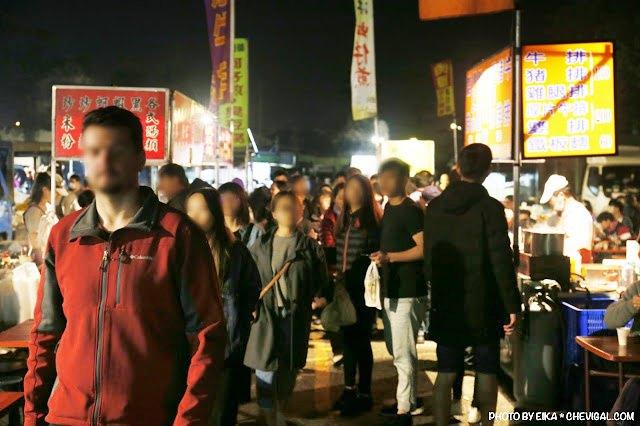 靜宜夜市3/12提早重新開幕!人潮滿滿你準備好了嗎?