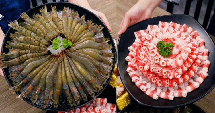 海鮮控和肉肉控都瘋狂!就算痛風也要來吃拾鑶私藏鍋物,還有商業午餐只要188元起!