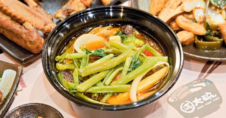 滷味也能這樣吃!滿大碗滷味黎明店,炒、炸、辣、燙四種吃法一次大滿足!