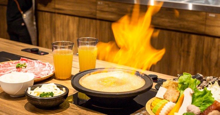 台中海線火鍋新選擇!尚石苑石頭火鍋食材新鮮還免服務費,人潮滿滿趕緊先來卡位!
