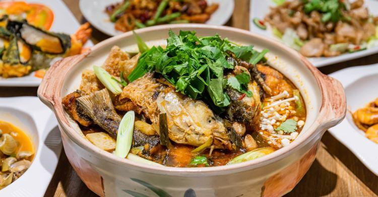 丹青餐飲集團,精緻火鍋與現炒料理吃到飽,還有中式精緻料理與創意特色鍋物每日限量!(已歇業)