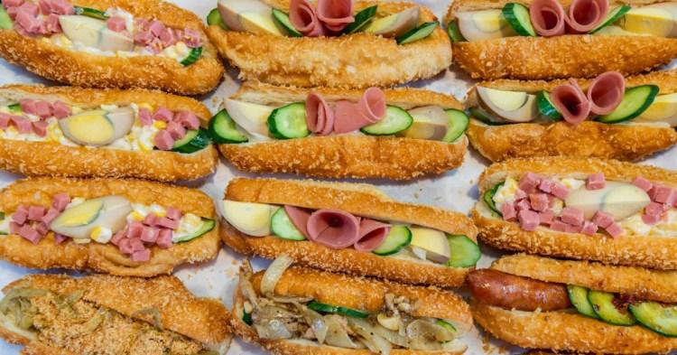 妙妙甜甜圈,台中火車站人氣甜甜圈、潛艇堡,午後點心最佳良伴只要銅板價!