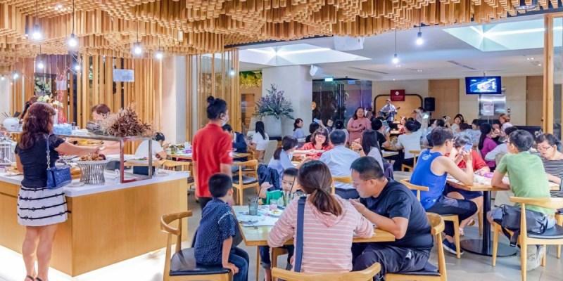 花見西餐廳自助式吃到飽,早餐、午餐、下午茶與晚餐通通有,最低不用400元就能吃得到!