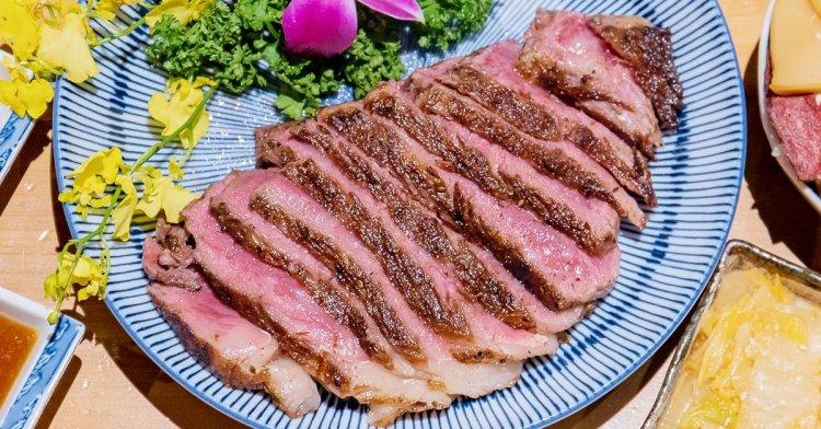 締藏和牛燒肉,重達半公斤的宮崎和牛超犯規!口感香酥軟嫩,油脂香氣飽滿好迷人!