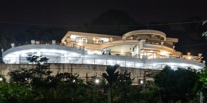 眺高啖藝,離台中市區超近的美麗景觀餐廳,輕鬆環視將近270°的萬家燈火