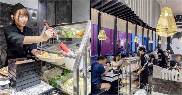 來自台北的人氣吃到飽新開幕!最低不用400元,各式肉品、蔬菜、甜點、蛋糕與冰淇淋任你吃到飽~