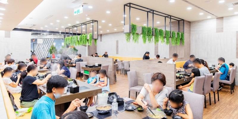 最新火鍋吃法!豐富肉品、水產、乾貨、飲料與冰品想吃什麼自己拿,初嘛超市鍋物最新分店就在台中文心家樂福!