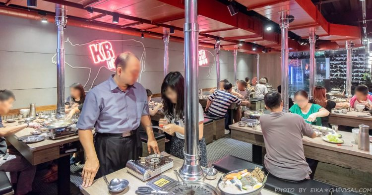 台中韓式烤肉吃到飽!最低只要499元就能吃爽爽,還有超豪華海鮮盤直接送你吃!