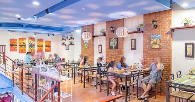 台中隱藏版無國界料理,超過100種多國美食,甚至不用400元就能輕鬆享用無菜單料理!