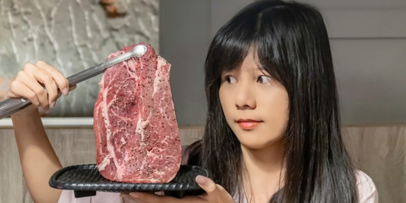 Oh ! Yaki 日式精緻炭火燒肉│台中人氣日式炭火燒肉吃到飽!限時加價不用百元就能享有和牛吃到飽,還有比臉大牛排任你吃