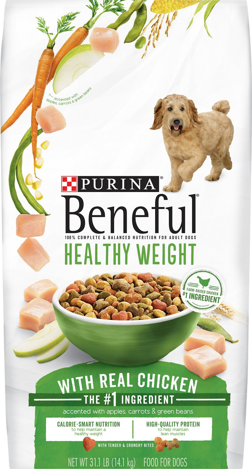Purina Beneful Healthy Weight with Real Chicken Dry Dog