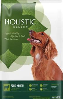 Holistic Select dog food Photo