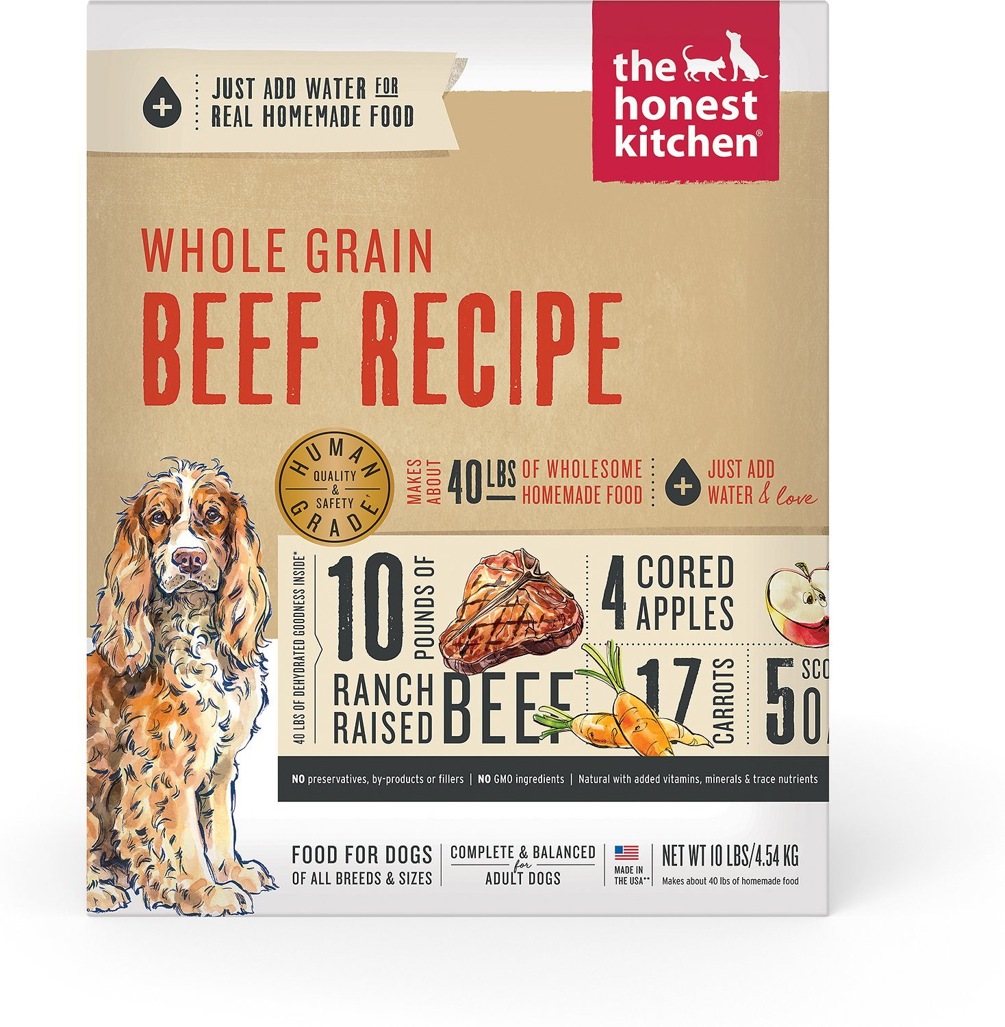 honest kitchen dog food reviews orlando hotels with kitchens the verve dehydrated 10 lb box