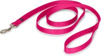 PetSafe Premier Nylon Dog Leash, Raspberry, Medium, 6-ft ...