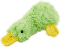 Multipet Duckworth Webster Plush Filled Dog Toy, Color ...