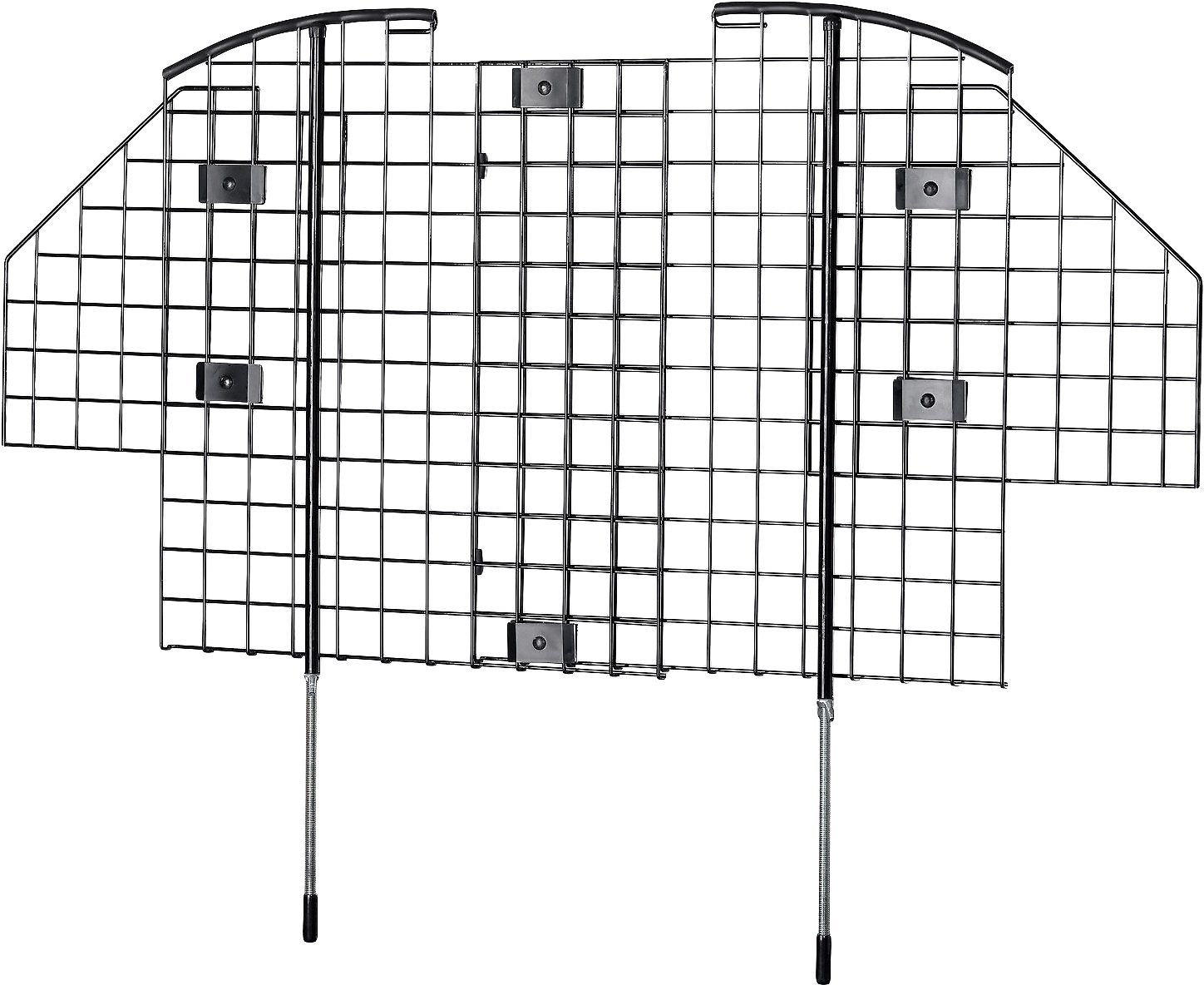 Midwest Wire Mesh Universal Car Barrier