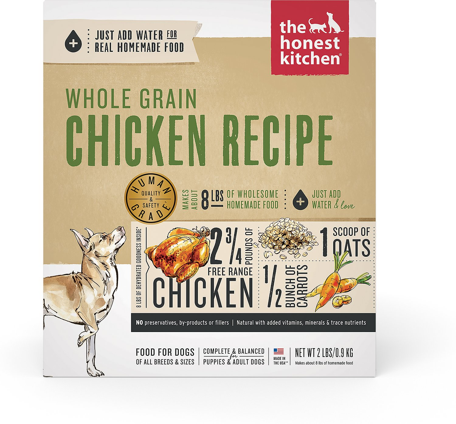 honest kitchen dog food reviews bistro table the revel dehydrated 2 lb box