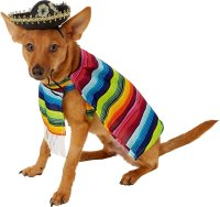 Rubie's Costume Company Mexican Dog Serape, Small