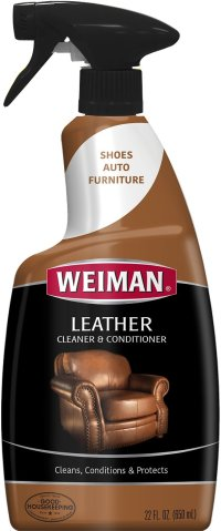 Weiman Leather Cleaner & Conditioner, 22-oz - Chewy.com