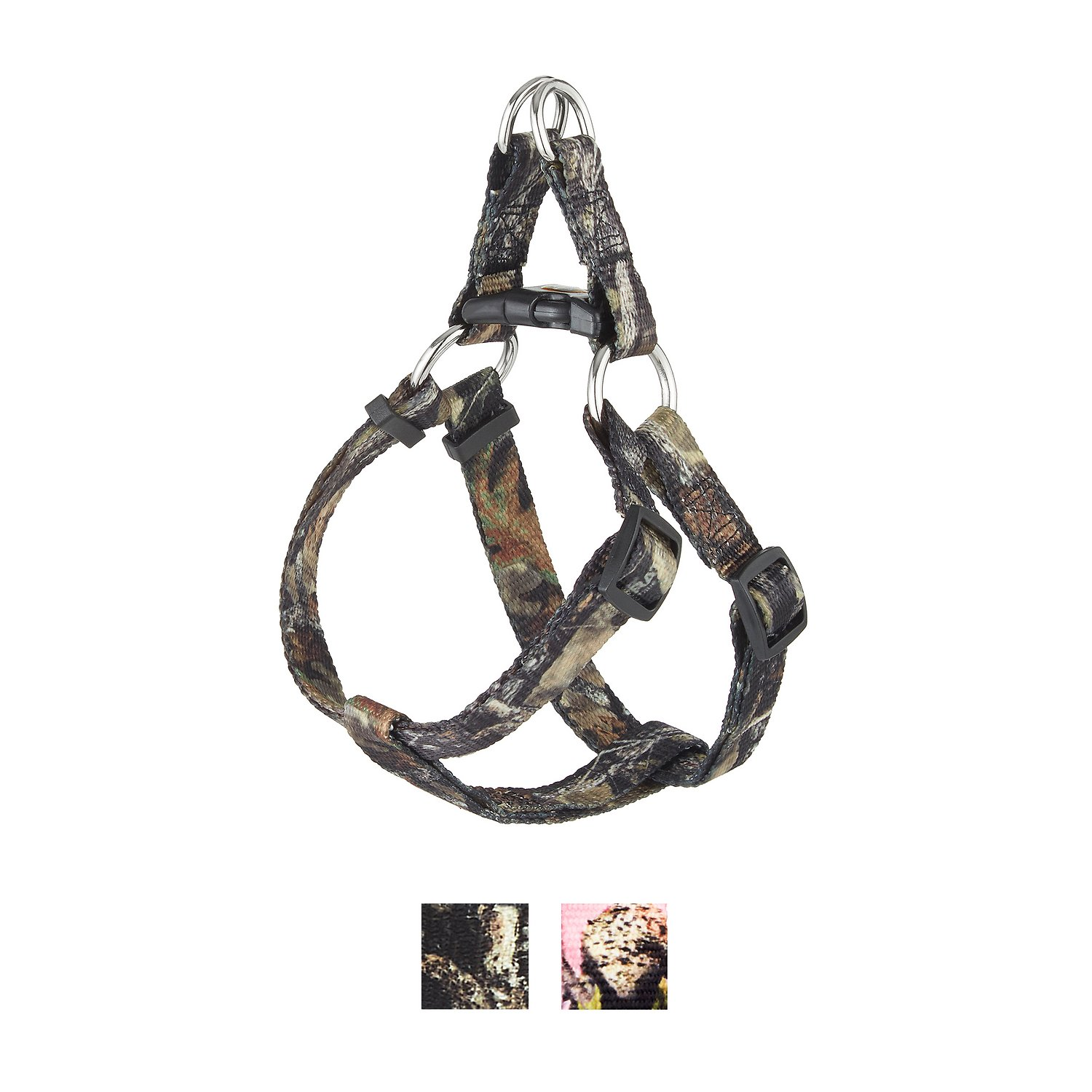 Pet Champion Hunting Camouflage Dog Harness, Cover Camo