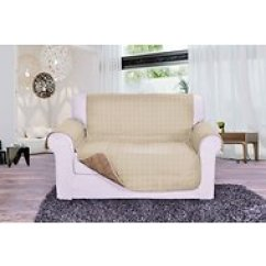 Seat Covers For Chairs With Arms Collapsible Beach Chair Dog Blankets Furniture Low Prices Free Shipping Chewy Elegant Comfort Reversible Quilted Love Cover Cream Taupe
