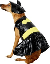 Rubie's Costume Company Batgirl Dog & Cat Costume, Small ...
