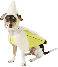 Rubie's Costume Company Banana Dog Costume, Small