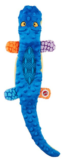 Ethical Pet Plush Nubbins Lizard Dog Toy Small Chewycom