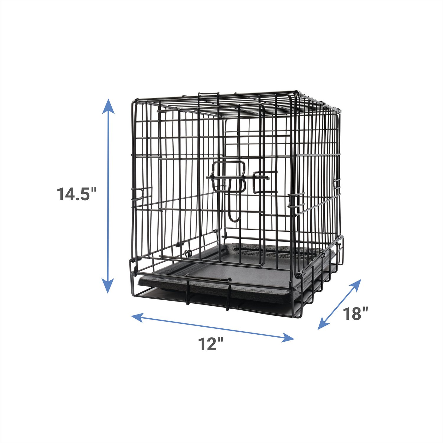 Dogit Single Door Dog Crate X Small