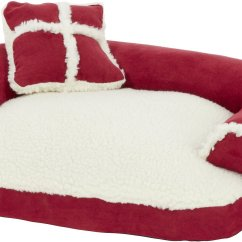 Aspen Pet Sofa Bed For Dogs Cats Assorted Colors Spiderman Set Small And Color Varies