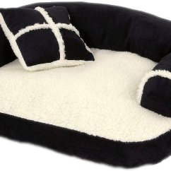 Aspen Pet Sofa Bed For Dogs Cats Assorted Colors American Furniture Leather Small And Color Varies