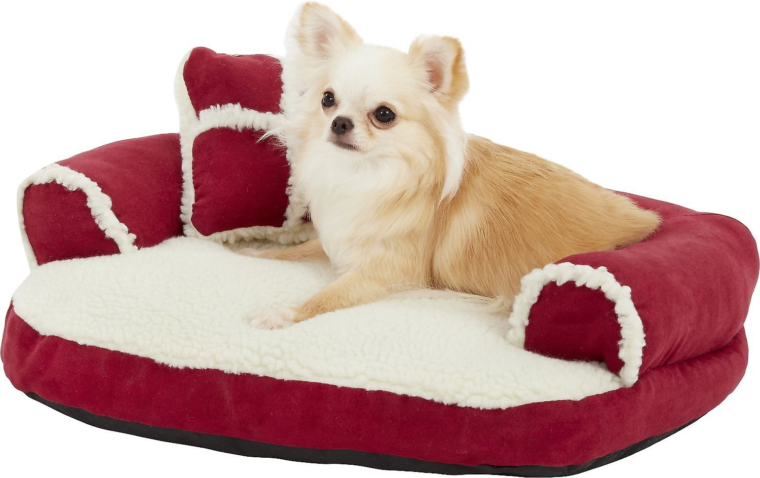 aspen pet sofa bed for dogs cats assorted colors retro sydney small and color varies