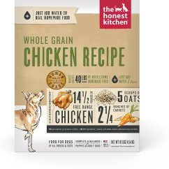 Honest Kitchen Dog Food Reviews Seat Cushions Ikea The Whole Grain Chicken Recipe Dehydrated