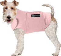 Calming Coat for Dogs, Pink, X-Small - Chewy.com