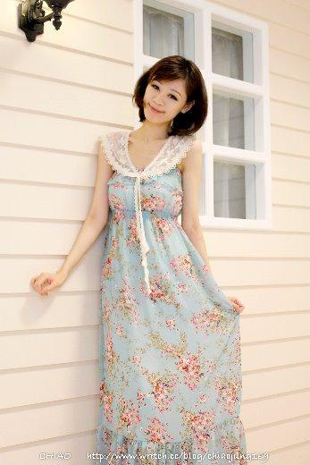 我的夏日私櫃。好質感女孩洋裝11款分享 - Chiao