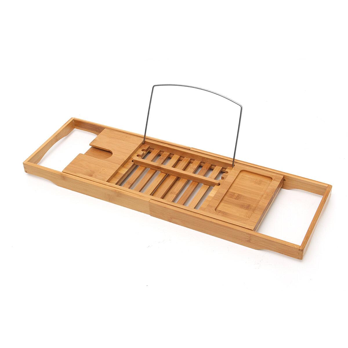 Wooden Bathtub Tray