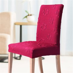 Chair Covers For You Wedding Wholesale Canada Favorable Elastic Polyeser Thick Dining Cover Solid Color Home Hotel Banquet Newchic