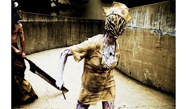 Enfermera de Silent Hill  Chilango