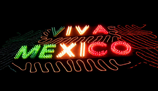 Mexicanos al grito de fiesta  Chilango
