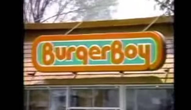Burger Boy la extincin de los dinosaurios brontodobles