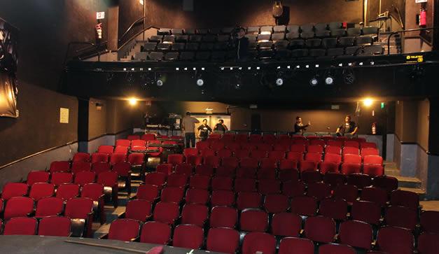El Teatro Arlequn ser demolido para convertirse en