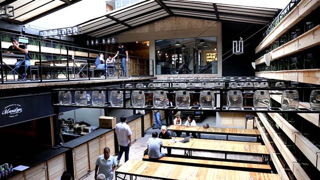 Mercado Del Carmen Coyoacn el nuevo espacio gourmet en