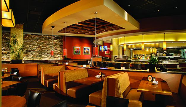 Restaurantes En California